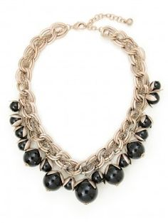 Deck The Halls Pearl Necklace