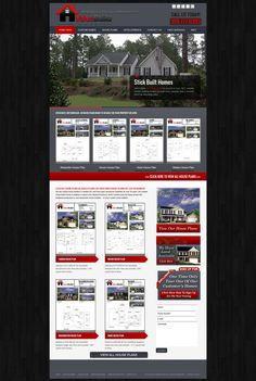 Website developed for Value Build Homes of Sanford NC. Great design and has increased conversions by 500%.