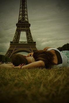 amour à Paris