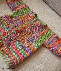 Вязание для детей: кардиган, кофта, пинетки, свитер - фото и видео идей для вязания