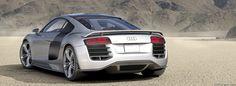Audi R8V12TDI 2008 04 Facebook Covers