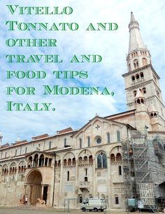 This is a story of a Dish called Vitello Tonnato and some other travel and food tips for Modena, Italy. A town we feel is often overlooked. Come find out more about it at http://www.DishOurTown.com/vitello-tonnato-modena