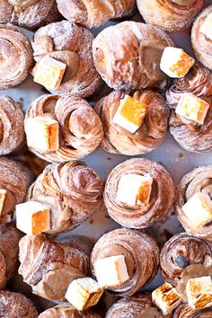 S'mores Cruffins