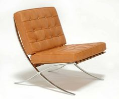 Furniture Bedroom Charming Tan Faux Leather Bedroom Chairs With Chrome Base Legs Without Arms As Retro Classic Interior Furniture Designs Baffling Bedroom Chairs