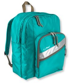 LLBean:  BEST backpacks!  Hoping they will last the kids forever :)