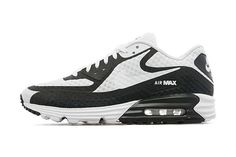buy online 97231 b84cf Nike Air Max Lunar90 Breeze Black White