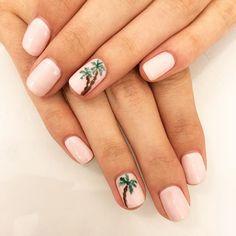 Beach Nails Fun Idea For Summer Or Vacation Nails Nails Nails