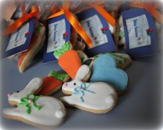 Cookies de Páscoa www.maebacana.com.br