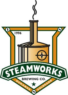 Steamworks Brewing. Durango, CO. Great town, great beer.