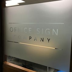 Branding and privacy for your store or office is a win, win!