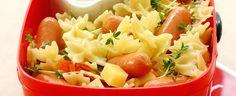 Barnas pastasalat Potato Salad, Macaroni And Cheese, Potatoes, Lunch, Ethnic Recipes, Tips, Mac And Cheese, Advice, Potato