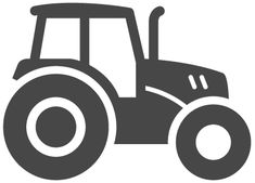 tractor outline - Google Search