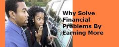 While financial advisors may tell you to spend less or work a second job to solve your financial problems they don't realize…