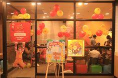 McDonald's Introduces Birthday Party Themes and We're Lovin' It! Mcdonalds Birthday Party, Kids Birthday Party Venues, Happy Birthday, Fun, Happy Brithday, Urari La Multi Ani, Happy Birthday Funny, Happy Birth, Hilarious