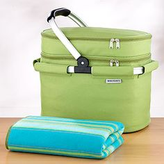 Love this insulated collapsible tote $19.99