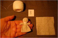 Ангел на пальчик. Мастер-класс Светланы Ноакес. Йорк, Великобритания Corn Husk Crafts, Corn Husk Dolls, Christmas Cross, Cute Dolls, Projects To Try, Creations, Crafty, Crochet, Holiday