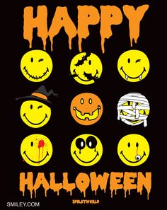Happy Halloween! Free download of all smiley icons at www.smiley.com