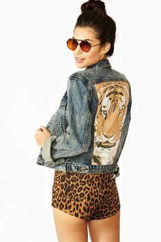 Wild One Denim Jacket