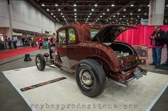 Jeff Norwell's D.A.D. Coupe built by Neil Candy at the 2015 Detroit Autorama Part 3: Coverage Brought To You By The Stray Kat 500