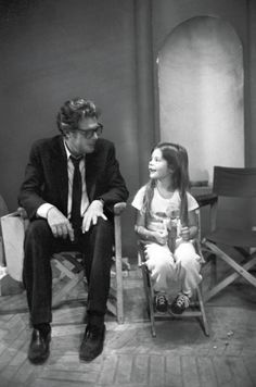 Marcello e Chiara Matroianni