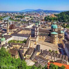 Salzburg, Austria #LiveTravelChannel via @tki_plus