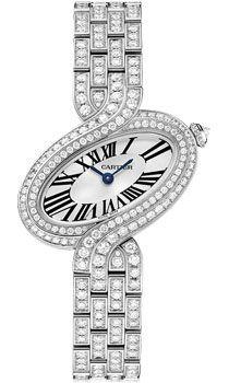 Cartier Delices de Cartier Diamond Watch