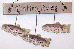 fishing decor - Google Search