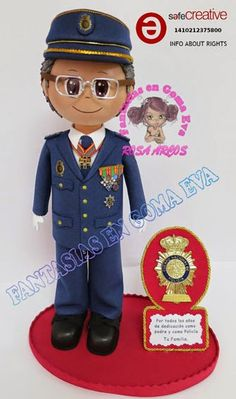 FANTASIAS EN GOMA EVA Movies Box, Cinema Movies, Foam Crafts, Arts And Crafts, Biscuit, Diy, Ideas, Doll Patterns, Different Types Of