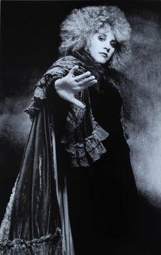 Original Stevie Nicks Poster by Herbert w Worthington III 1980s | eBay
