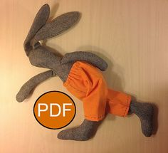 You can make this pretty cloth bunny with your hands for your children and make a cute and lovely gift to your friends. #PDF #Bunny #Bunnypattern #clothdollbunny #softtoybunny #patternandtutorial  #NatashaArtDolls #dollpattern #softdollpattern #ragdollpattern #clothdollpattern