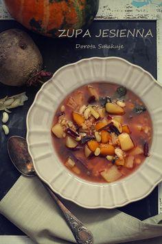 Jesienne Zupy - Autumn Soups