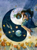 Earth in the Balance by janetchui