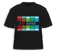 Sound Activated LED T-Shirt – Feel the Noise!