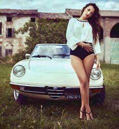 Alfa Romeo Spider More