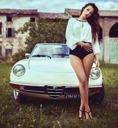 Alfa Romeo Spider More