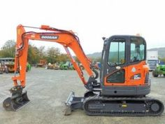 Daewoo Doosan Dx62r-3 Crawler Excavator Service Parts Manual
