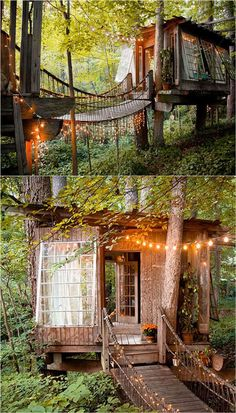 Office Design: Office Shed Ideas. Home Office Shed Ideas. Tuff Shed Office Ideas. Shed Office Interior Ideas. Garden Shed Office Ideas. Office Shed Ideas. Garden Shed Office Uk. Home Office Shed Plans. Beautiful Tree Houses, Cool Tree Houses, Beautiful House With Garden, Backyard Office, Backyard Sheds, Sloped Backyard, Backyard Studio, Large Backyard, Backyard Retreat