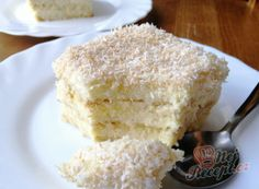 Easy Cake Recipes - New ideas Quick Dessert Recipes, Easy Cake Recipes, Köstliche Desserts, Delicious Desserts, Drink Recipe Book, Finger Food Appetizers, Recipe For 4, Food Cakes, Pavlova
