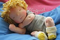 boy waldorf baby doll