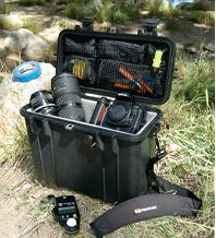 Pelican 1434 Top Loader Case with PhotoPelican Transit Cases