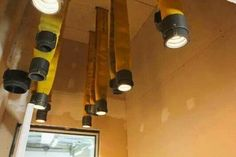 Hose line lights