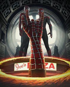 Marvel Films, Marvel Art, Marvel Heroes, Marvel Characters, Anime Characters, Spiderman Images, Spiderman Movie, Amazing Spiderman, Garfield Wallpaper