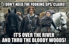 Outlander Humor