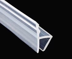 Shower Door Seal Frameless Silicone Bottom Sweep Clear