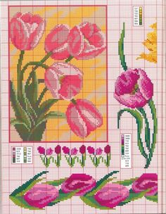 Thread – Needle: Cross Stitch – nesrin kaynak – Join the world of pin Cross Stitch Tree, Beaded Cross Stitch, Cross Stitch Borders, Cross Stitch Flowers, Cross Stitch Designs, Cross Stitching, Cross Stitch Embroidery, Christmas Embroidery Patterns, Cross Stitch Pictures
