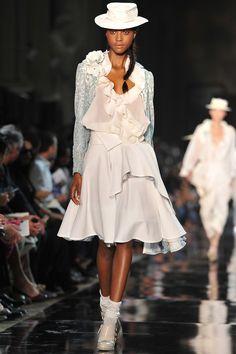 París Fashion Week: Akris, Céline, Hermès y John Galliano