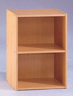 """2 Shelf Cabinet in Natural Color by PJ. $29.00. 24"""" x 15"""" x 26""""H. TV/VCR Stand"""