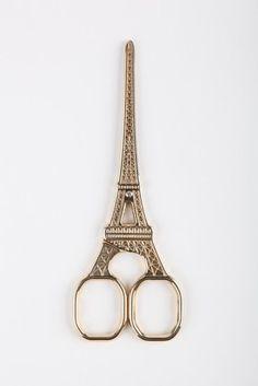 ☂tem de tudo - eiffel tower scissors