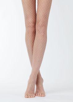 Kaufen Sie  Strumpfhose Netz Mittelgroß im offiziellen Calzedonia Shop. Eine lange Erfolgsgeschichte von Mode und Qualität.