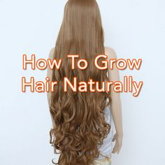 Grow Longer Hair With The One Natural Ingredient That You're Missing. Read More Now!